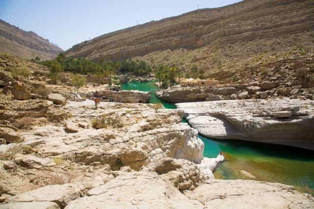 1. Wadi Bani Khalid ประเทศโอมาน1