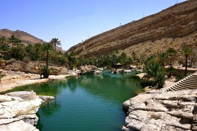 1. Wadi Bani Khalid ประเทศโอมาน3