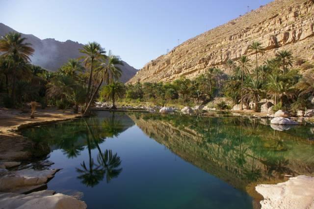 1. Wadi Bani Khalid ประเทศโอมาน4