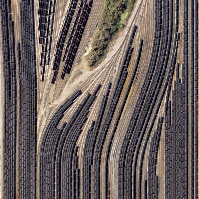 11. Norfolk Coal Train