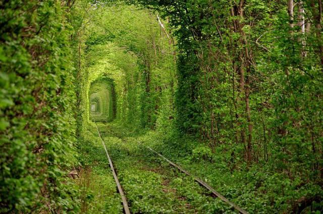 17. Tunnel of Love, Ukraine
