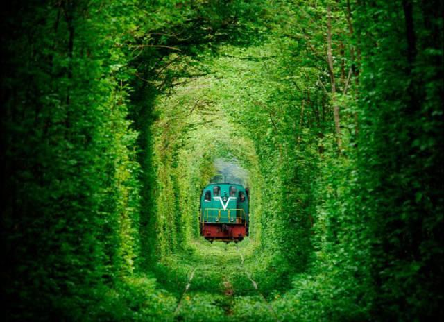 17. Tunnel of Love, Ukraine1