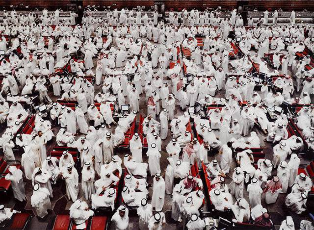 18. Andreas Gursky