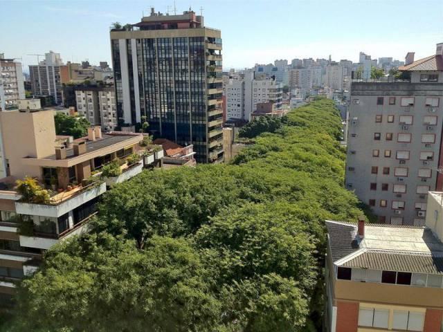 22. Street in Porto Alegre, Brazil