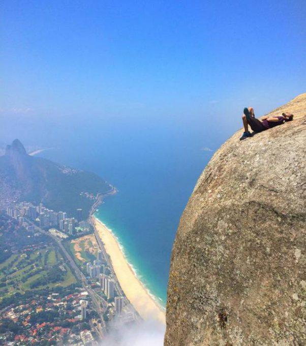 4. ยอดเขา Pedra da Gavea 6