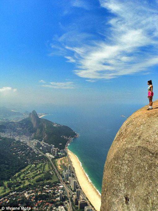 4. ยอดเขา Pedra da Gavea 7