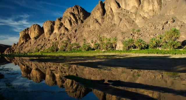 4. Tafilalt oasis ประเทศโมรอคโค