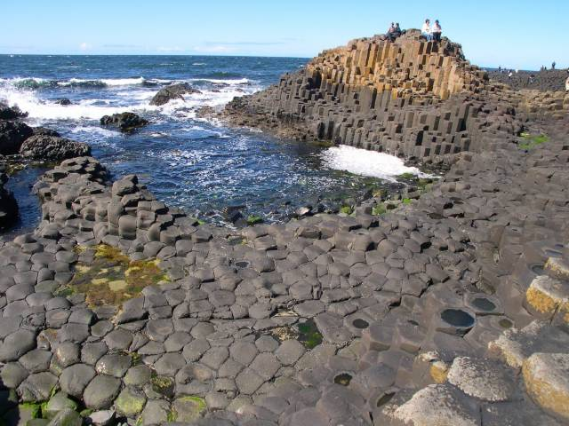 5. Giant's Causeway