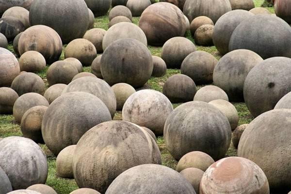 6.ลูกหินปริศนายักษ์ แห่งคอสตาริกา Giant Balls of Costa Rica2