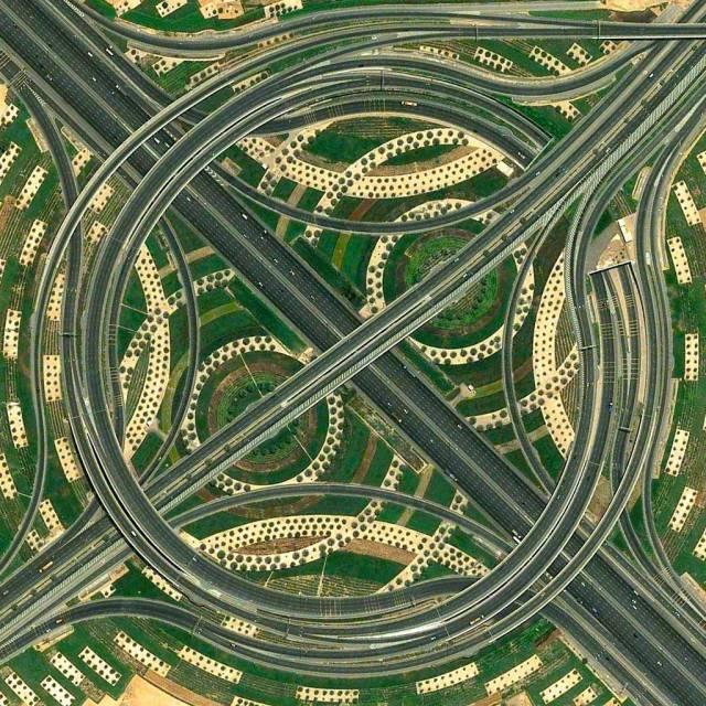 7. Dubai Interchange