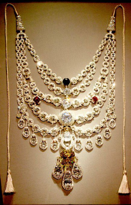 8 the Patiala Necklace