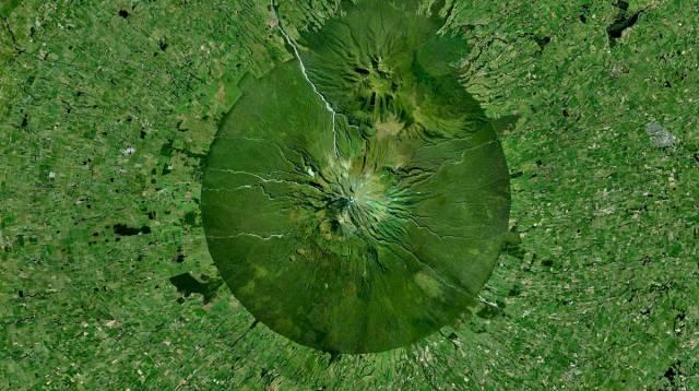 8. Mount Taranaki