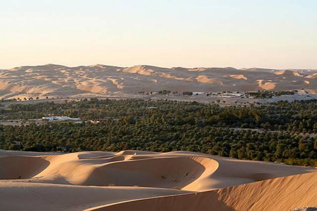 9. Liwa Oasis สหรัฐอาหรับเอมิเรตส์ 1