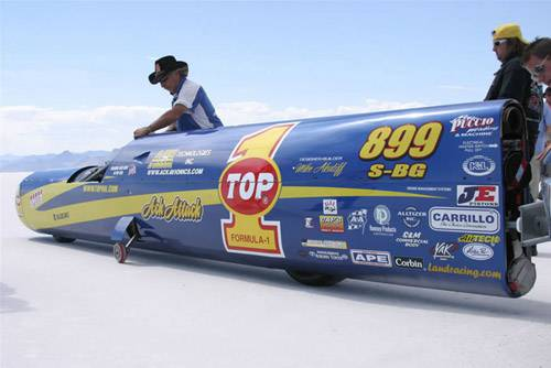 Rocky Robinson Motorcycle Land Speed record WEB4