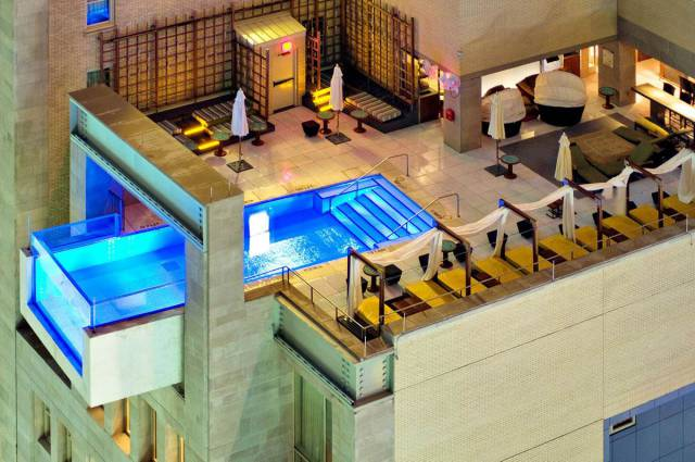 12.The Joule Hotel in Dallas