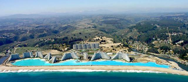 16.The pool at San Alfonso del Mar in Chile2