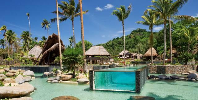 18. Laucala Island Resort in Fiji