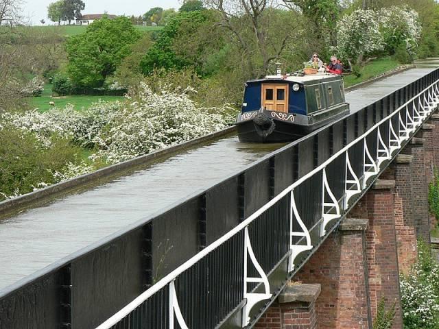 2. Edstone Aqueduct ประเทศอังกฤษ