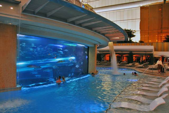 20. The Pools at Golden Nugget Las Vegas