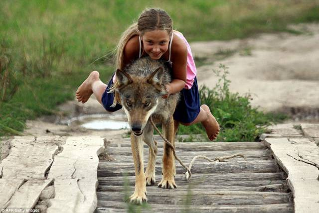 3. Alisa Selekh เด็กสาวชาวรัสเซีย1
