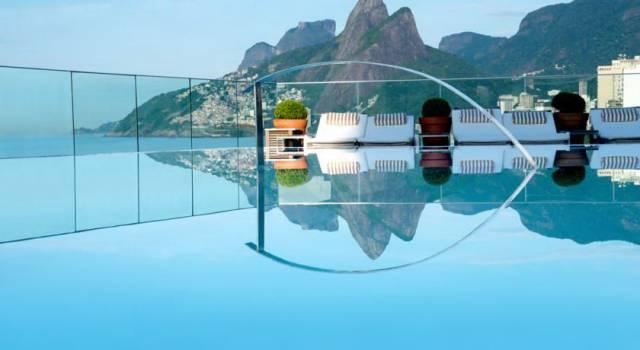 3. Rio de Janeiro's Hotel Fasano