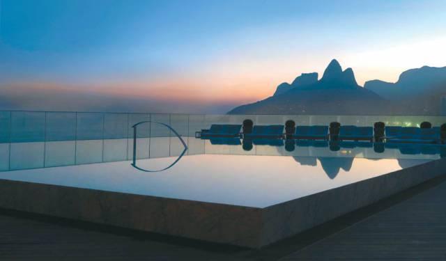 3. Rio de Janeiro's Hotel Fasano 1