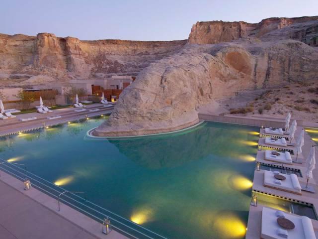 4. Amangiri resort in Utah1