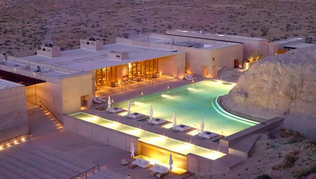 4. Amangiri resort in Utah2