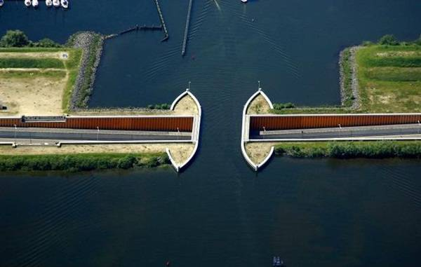 4. Aqueduct Veluwemeer ประเทศเนเธอร์แลนด์2