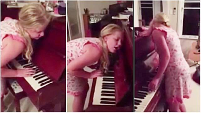 5. ละเมอเล่นเปียโน