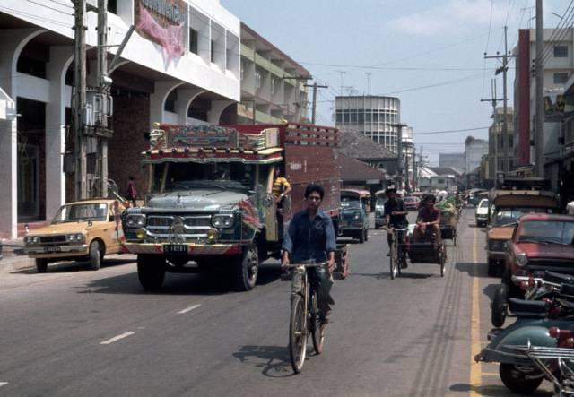 55. ถนนในอำเภอหาดใหญ่ ปี 1978