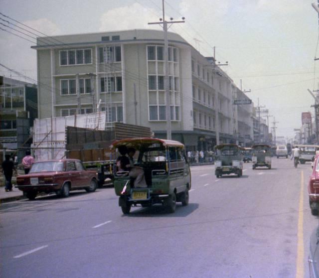 55. ถนนในอำเภอหาดใหญ่ ปี 19781