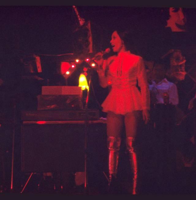 57. นักร้องในไนท์คลับหาดใหญ่ ปี 1978