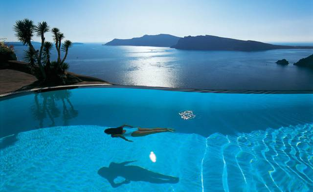 6. The Perivolas Hotel in Greece1