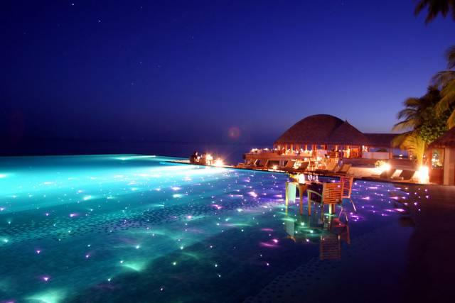 7. Maldives resort Huvafen Fushi1