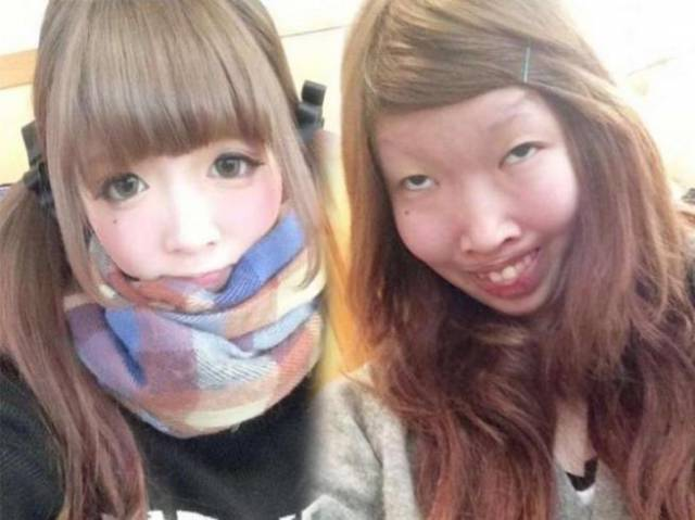 real-face